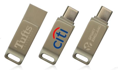 Andromeda Type C Branded USB Memory Stick
