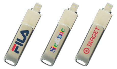 Poseidon Iphone Lightning Branded USB Stick