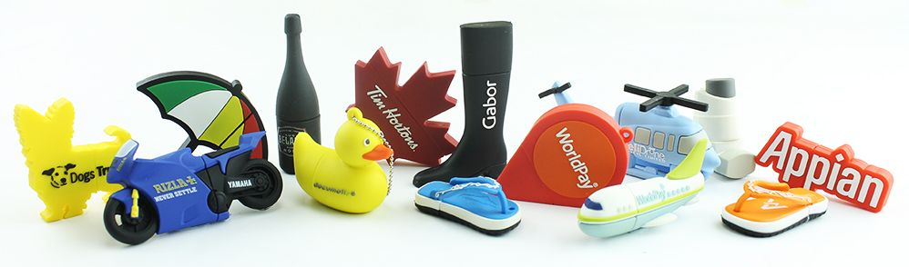 Custom PVC USB Sticks